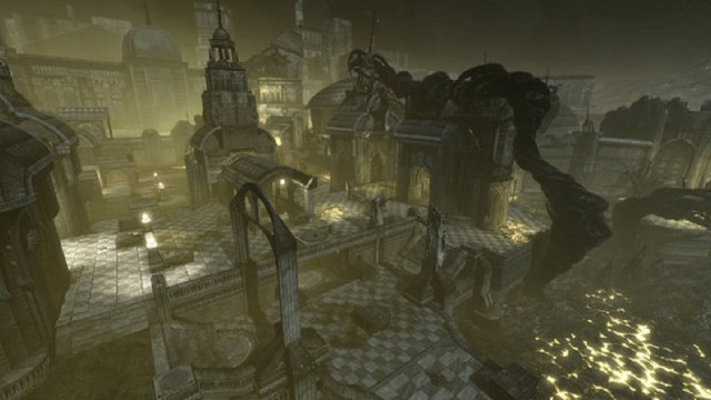 Gears of War Jacinto map