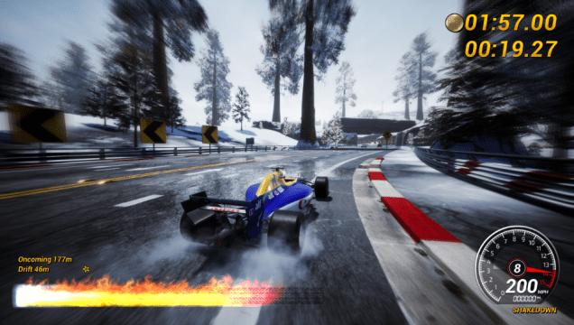 dangerous driving shakedown