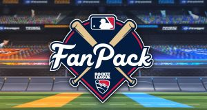 rocket league mlb fan pack