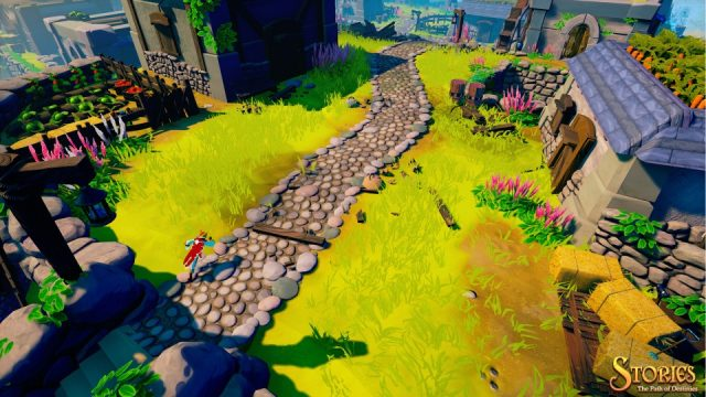 stories path of destinies review xbox one 2