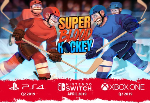 super blood hockey xbox one