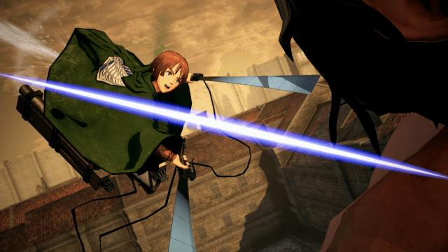 Attack on Titan 2: Final Battle new mode