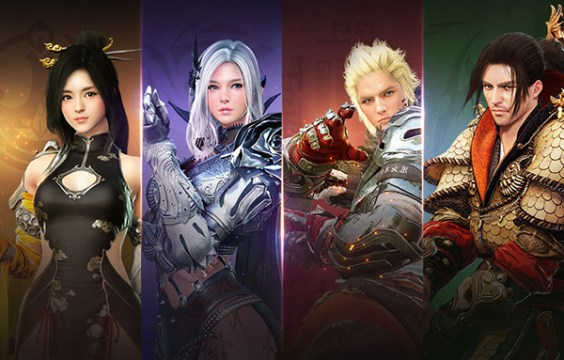 Black desert content update classes