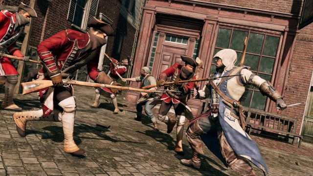 assassins creed iii remastered review xbox one 3