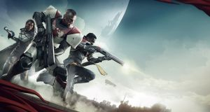 destiny 2 shooting game