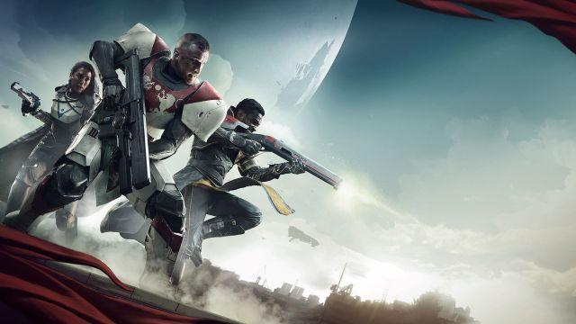 destiny 2 shooting game