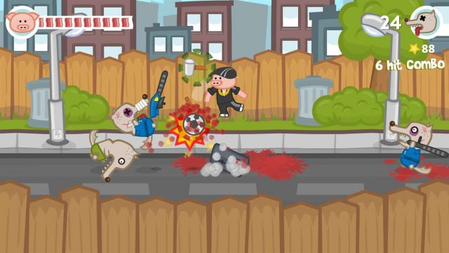 iron snout review xbox one 4