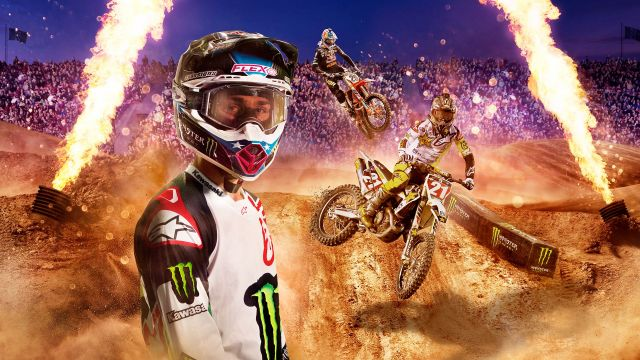 monster energy supercross 2 dlc