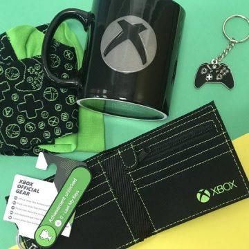 numskull designs xbox merchandise