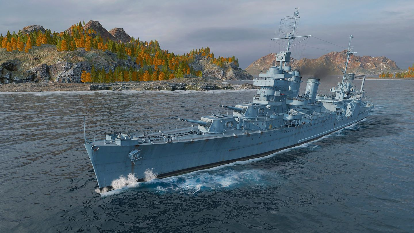 Taking a look at World of Warships: Legends in Xbox Game Preview