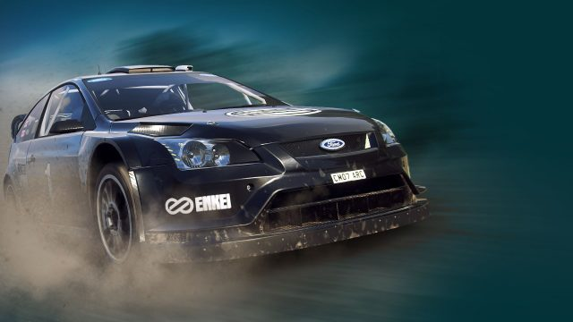 dirt rally 2 ford focus