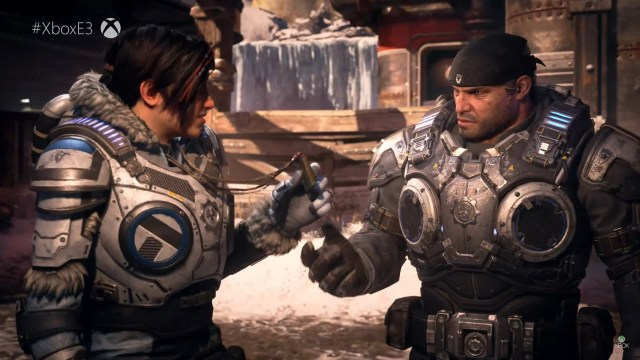 gears of war 5 characters