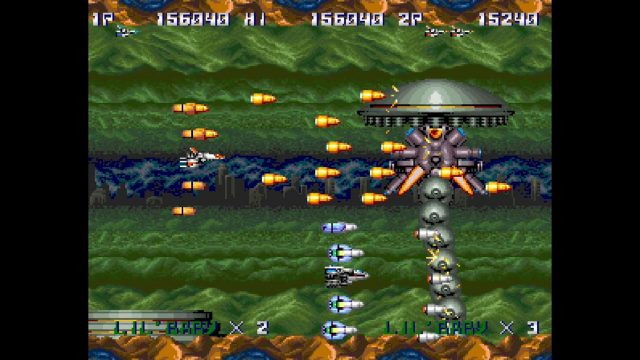 konami arcade classics review xbox one 1