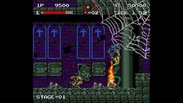 konami arcade classics review xbox one 3