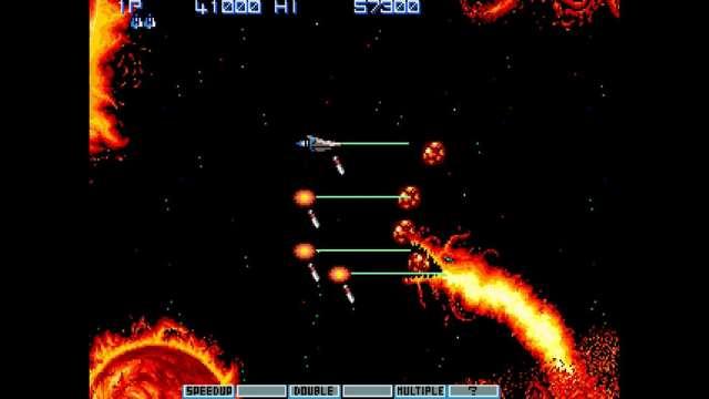 konami arcade classics review xbox one 4