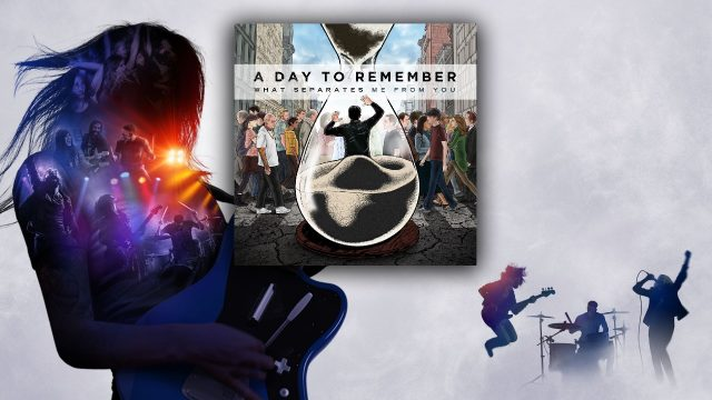 A Day to Remember Rock Band 4
