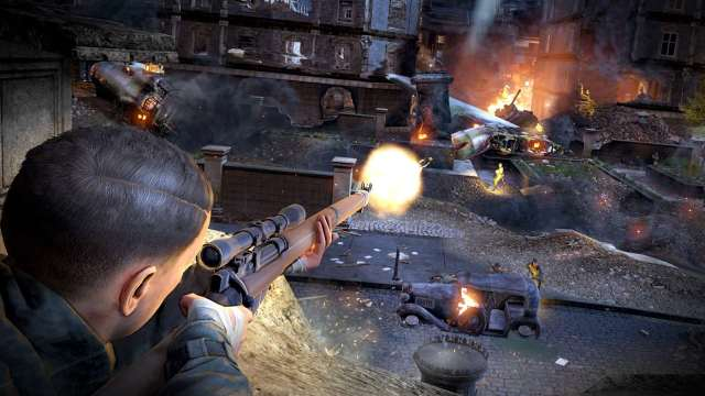sniper elite v2 remastered 3