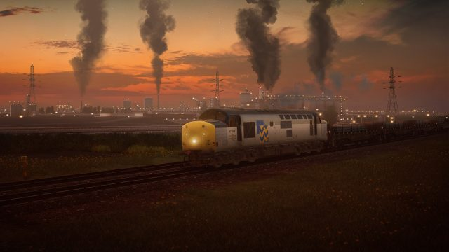 train sim world tees line