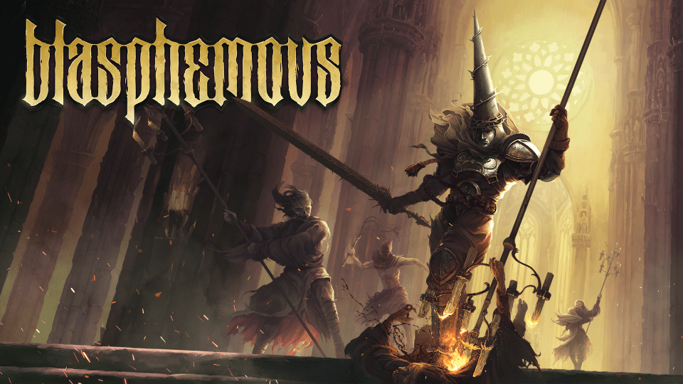Team17 announce Blasphemous for Xbox One, PS4, Nintendo Switch and PC