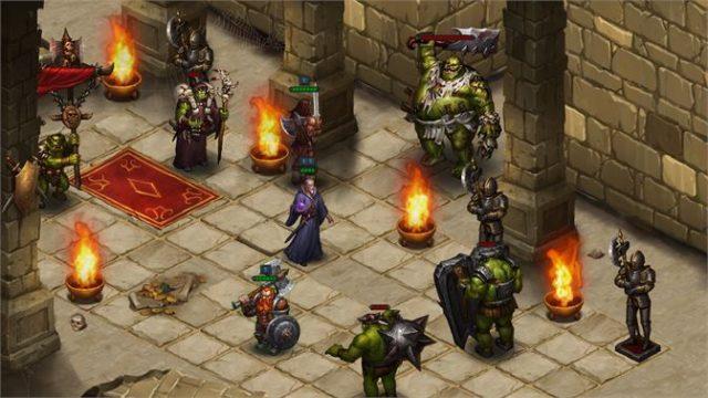 Dark Quest 2 Battle