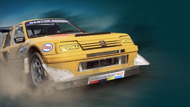 DiRT Rally 2 Peugeot 205 T16 Rallycross