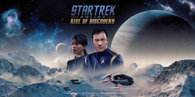 STO Rise of Discovery
