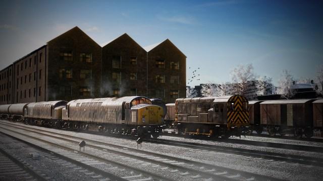 Train Sim World BR Heavy Freight Pack Loco