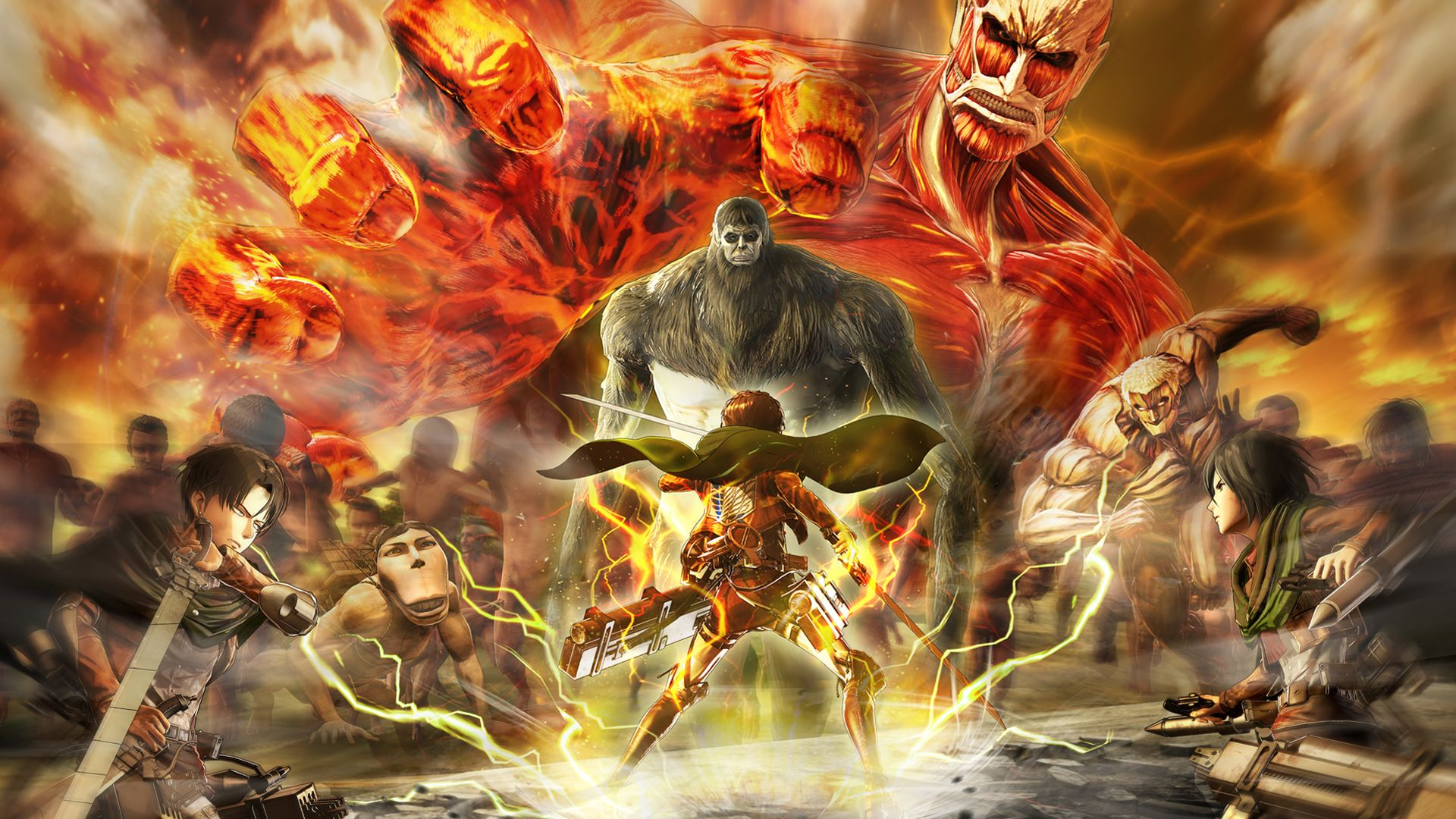 Attack On Titan 2 Final Battle Review Thexboxhub