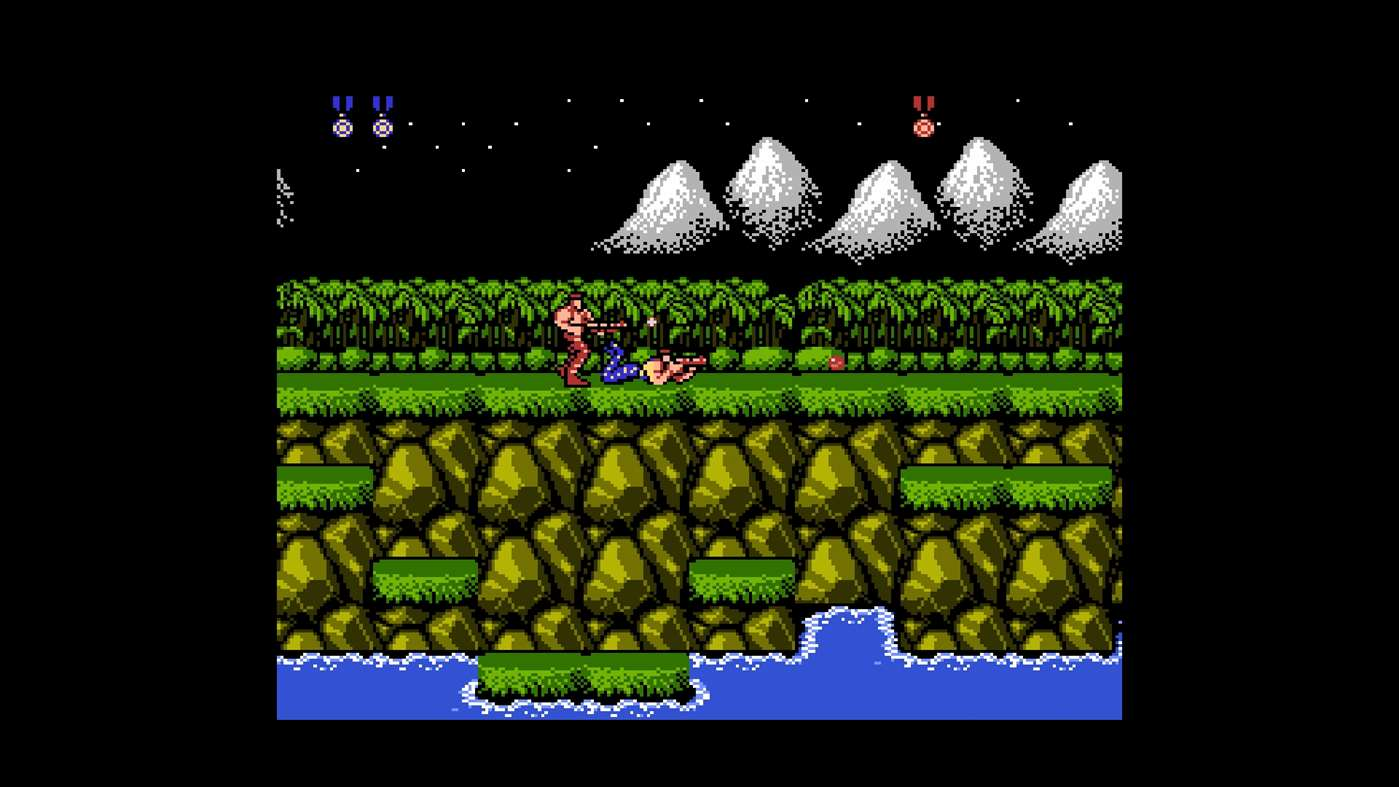 Contra Anniversary Collection Review | TheXboxHub