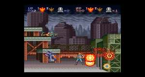 contra anniversary collection xbox one
