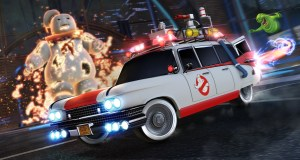 rocket league ghostbusters