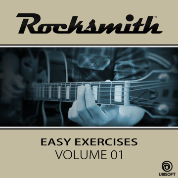 rocksmith easy exercises volume 1 xbox