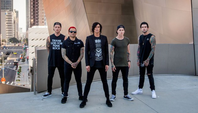 sleeping with sirens band