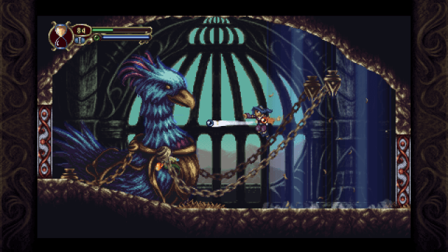 timespinner boss battle xbox one