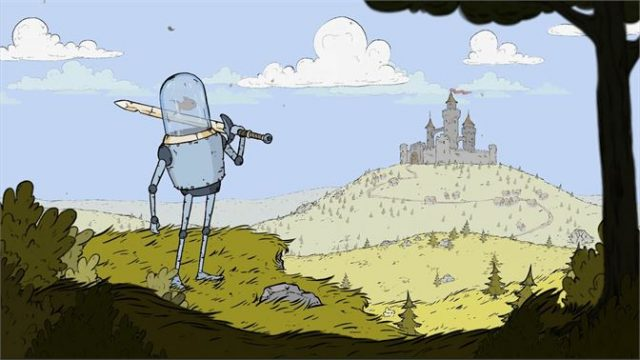 Feudal Alloy Castle