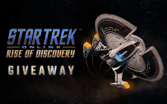 star trek online rise of discovery giveaway