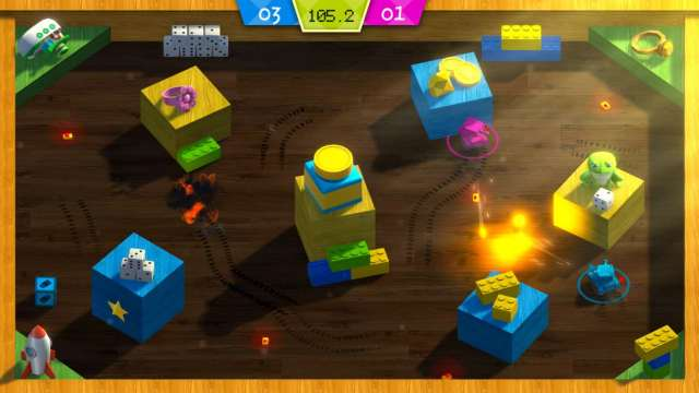 attack of the toy tanks review xbox one 3