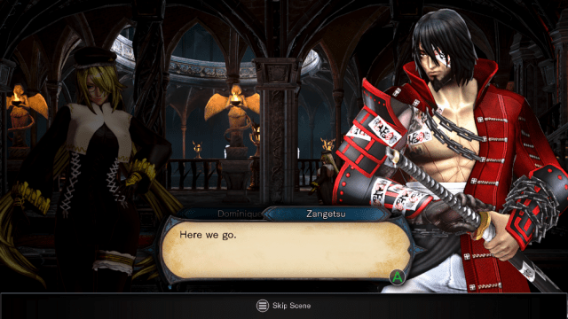 bloodstained ritual of the night review xbox one 2