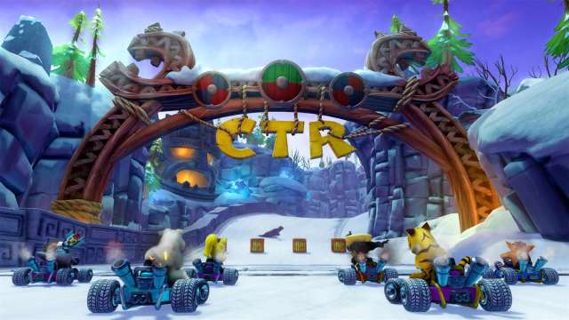 crash team racing review xbox one 4