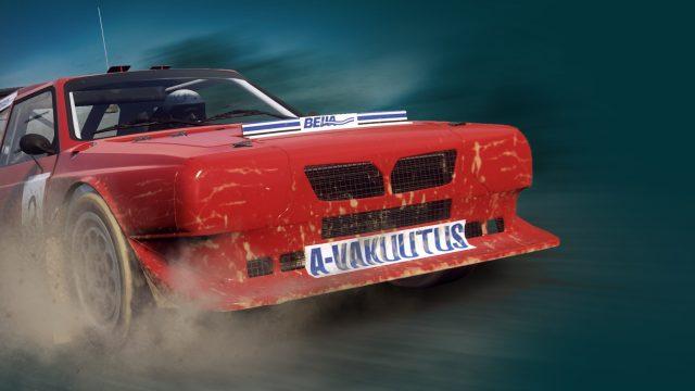 dirt rally 2.0 lancia