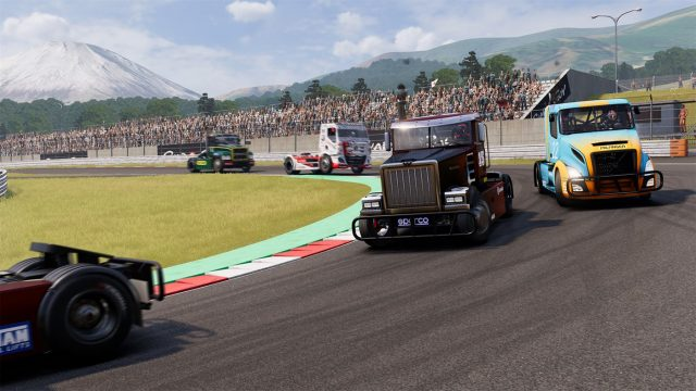 european truck racing championship review xbox one 2