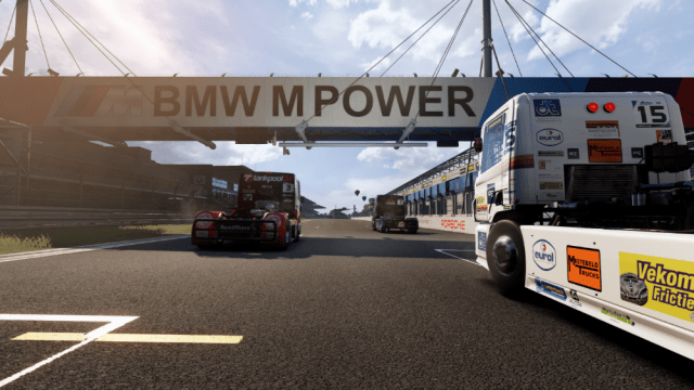 fia european truck racing xbox