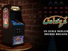 numskull quarter arcades galaga