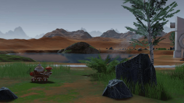 surviving mars green planet review xbox one 1