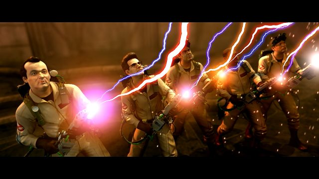 Ghostbusters hd xbox one group stream