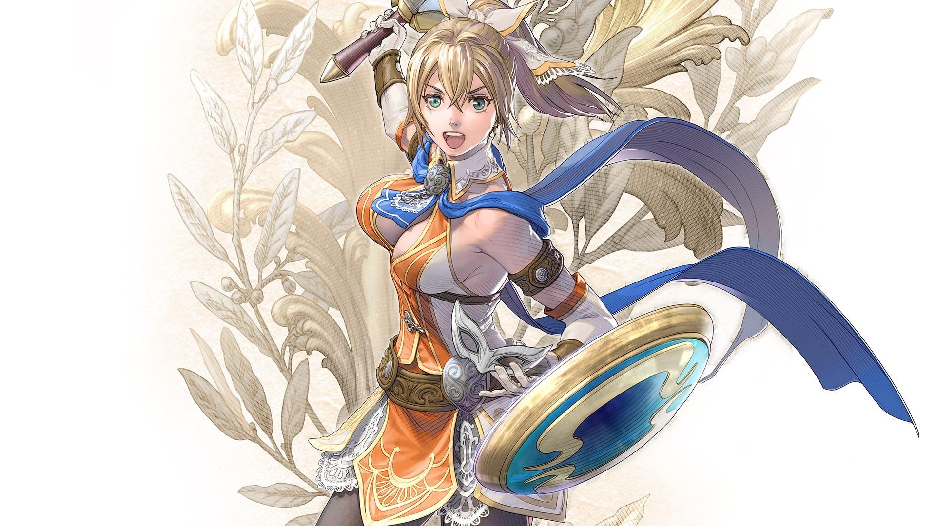 Shield-wielding Cassandra comes to SOULCALIBUR VI as Season
