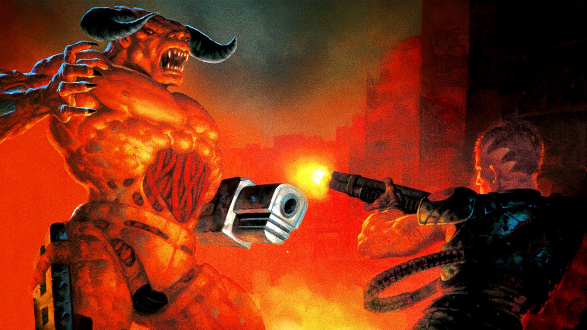 Doom II (Classic) Review - Hell on Earth | TheXboxHub