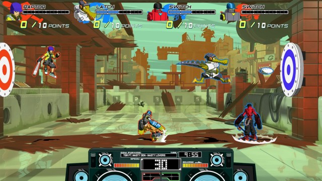 lethal league blaze review xbox one 4