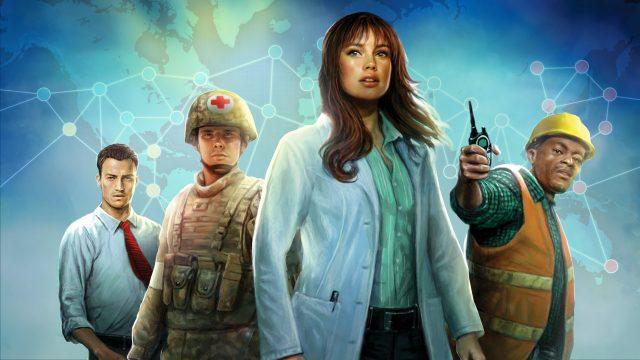 pandemic xbox one