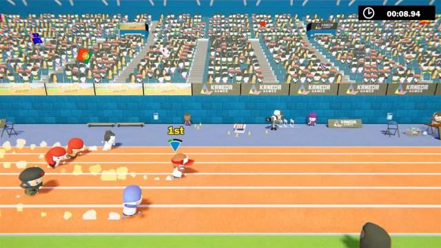 smoots summer games athletics